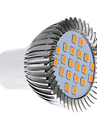 povoljno -370-430 lm GU10 LED klipaste žarulje MR16 20 LED diode SMD 2835 Toplo bijelo AC 220-240V