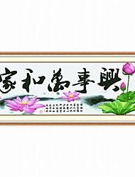 economico -armonia Meian porta ricchezza a punto croce