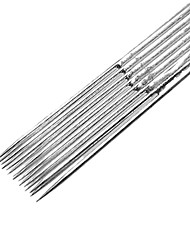 abordables -50PCS/box 15M1 Acier inoxydable Tattoo Needle