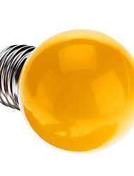 0.5W E26/E27 LED Globe Bulbs G45 7 Dip LED 50 lm Yellow K Decorative AC 220-240 V