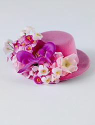 Žene Prodavačica cvijeća Svila Glava-Vjenčanje Special Occasion Neformalan Cvijeće