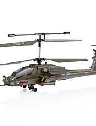Недорогие -SYMA S113G 3CH RC Военный вертолет
