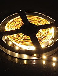 cheap -300x5630 SMD 60W 1300LM Warm White Light LED Light Strip (5-Meter/DC 12V)