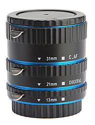 Macro Auto Extension Tube 3-Piece Set for Canon