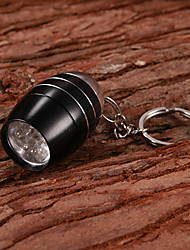 Key Chain Flashlights LED 30 Lumens 1 Mode - 1*CR2025 Compact Size Small Size Super Light for Multifunction