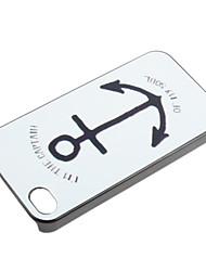 caso duro del modello di ancoraggio per iPhone 7 7 più 6s 6 Plus SE 5s 5c 5 4s 4
