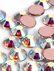 economico -1440PCS Glitter AB strass Nail Art Decorazioni