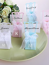 Creative Card Paper Favor Holder With Favor Boxes-36 Wedding Favors