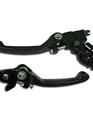 cheap -Pit Dirt Bike 22MM Folding Brake Clutch Lever 110cc 125cc 140cc 160cc SSR SDG KTM