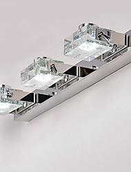 billige -Moderne / Nutidig Væglamper Til Metal Væglys 110-120V 220-240V 3WW