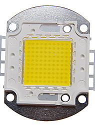 cheap -ZDM™ DIY 100W High Power 8000-9000LM Natural White Light Integrated LED Module (32-35V)