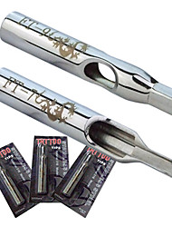 baratos -8 milímetros * tatuagem aço 50mmNSST-5MF inoxidável 316L Dicas