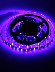 baratos -zdm ™ 5m 144W 600x5050smd rgb lâmpada de tira conduzida (12V DC)