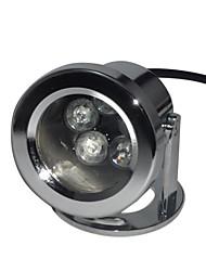 LED 5pcs High Power LED outdoors 5W White Underwater Light AC/DC12V