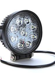 cheap -LORCOO Car Light Bulbs 27W High Performance LED 430lm 9 LED Working Light