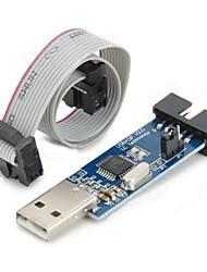 Недорогие -ATMega8 AVR программист - Deep Blue