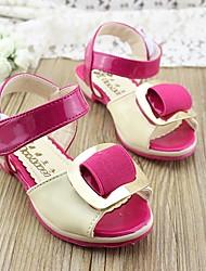 billige -Pigens prinsesse Open-toe sandaler