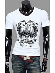 povoljno -Majica s rukavima Muškarci-Chic & Moderna Slovo