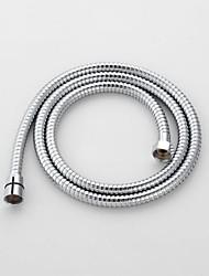 abordables -Tuyau rétractable 60inch acier inoxydable contemporain pour douche à main