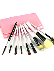 cheap -Makeup Brushes Set  9pcs Cosmetic Beauty Care Makeup for Face