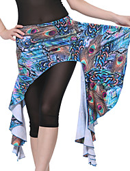 abordables -danse du ventre porter jupes performance des femmes élégant robe classique en soie