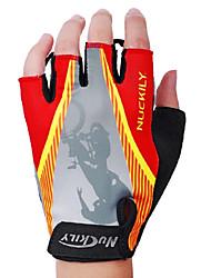 cheap -Nuckily Sports Gloves Wearable / Breathable / Wearproof Fingerless Gloves Spandex / Polyester Cycling / Bike Men's / Unisex