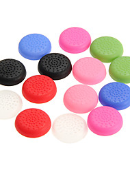 2 Thumb Stick TPU Caps Grips for PS4 Controller