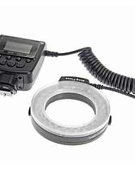 TRAVOR RF-550D Marco LED Ring Flash photography light for vedio camera/camcorder