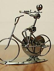 Недорогие -Enkay ручной металла музыкальная шкатулка Железный человек рисунок игрушки для подарка или украшения (случайный стиль)