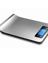 abordables -LifeSense numérique Balance de cuisine, en acier inoxydable, 24.5X17X2cm