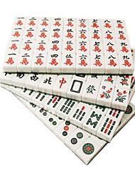 Недорогие -20мм путешествовать на окружающую зеленый и белый маджонг пакет с мешок из ткани