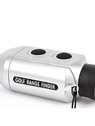 Mini Digital 7X Golf Range Finder Scope With Bonus Carry Bag for Golf