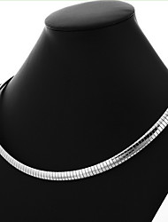 cheap -Men's Chain Necklace - Stainless Steel, Titanium Steel Snake Necklace Jewelry For