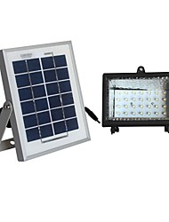 cheap -2W Solar Panel White Solar Flood Lamp Lighting System with 30 LED
