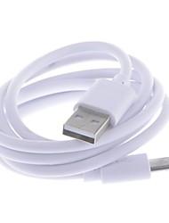 Недорогие -USB к Micro USB Data / зарядный кабель для Samsung / HTC / Nokia (100 см)