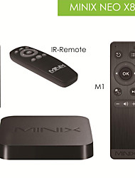 cheap -MINIX NEO M1 TV Box + Air Mouse Android 4.4 / Linux / Android TV Box + Air Mouse Quad-Core Cortex A9r4 Processor 2GB RAM ROM Quad Core