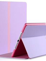 Недорогие -Vouni Кин серии полосой Дизайн искусственная кожа с подставкой Полный корпусу для Ipad Air