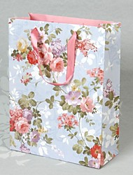 cheap -Cuboid Card Paper Favor Holder With Ribbons Favor Bags Gift Boxes-1