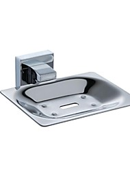 Soap Dish / Chrome Stainless Steel /Contemporary