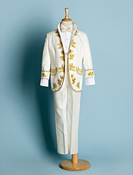 cheap -Newsboy Ring Bearer Suits Wedding Party Outfits Toddler Boys (1634634)