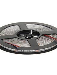 Недорогие -ZDM ™ водонепроницаемая 5м 72W 300x5050smd красный свет водить прокладки лампы (DC 12V)