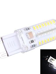 cheap -G9 3W 180LM 7000K 64x3014 White LED Light Bulb(AC 200-240V/AC 100-120V)