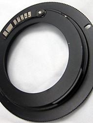 AF Confirm M42 42mm Lens to EOS Camera for 400D 450D 500D 550D 40D 50D 60D 5D 7D