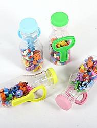 Недорогие -милый животных каучук (бутылка соды) с открывалкой