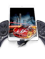 economico -IPEGA pg9023 telescopico bluetooth Controller v3.0 per iphone / ipod / ipad + android + more - nero