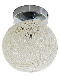Moderne / Nutidig Lanterne Globe Takmonteret Til Stue Soveværelse Spisestue Læseværelse/Kontor Entré Pære Inkluderet