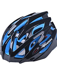 MOON Women's Men's Unisex Bike Helmet 25 Vents Cycling Cycling Mountain Cycling Road Cycling Recreational CyclingMedium: 55-59cm Large: