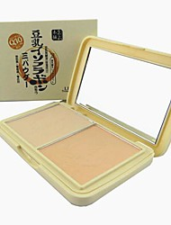 cheap -3 Pressed Powder Dry Shimmer Powder Face