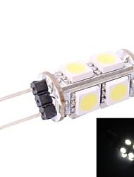g4 1w 80lm 7000k 9x5050 bijela žarulja (dc 12v)