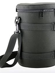 economico -SAFROTTO E19 protezione in nylon imbottita obiettivo della fotocamera lente caso sacchetto e-19 (245 millimetri x 165 millimetri x 165 millimetri)